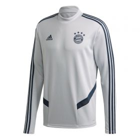 FC Bayern Training Top - Grey