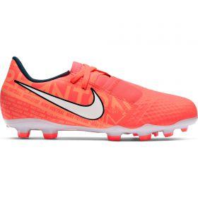 Nike PhantomVNM Academy Firm Ground Football Boots - Kids