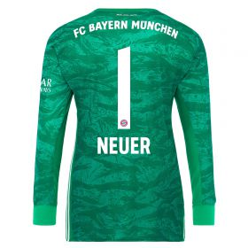 Bayern Munich Home Goalkeeper 2019-20 with Neuer 1 printing