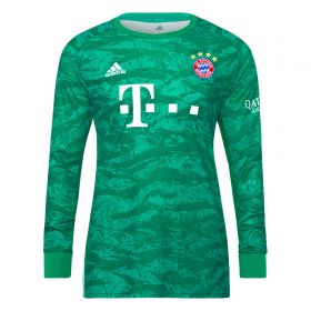 Bayern Munich Home Goalkeeper 2019-20 with Ulreich 26 printing