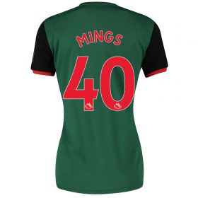 Aston Villa Third Shirt 2019-20 - Womens with Mings 40 printing