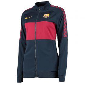 Barcelona I96 Jacket - Navy - Womens