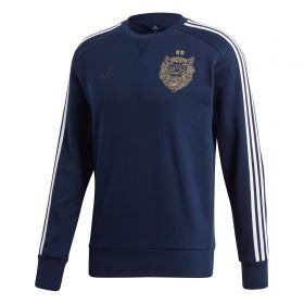 Real Madrid Chinese New Year Crew Sweater - Navy