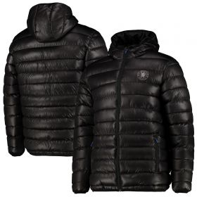 Chelsea Core Lightweight Quilted Jacket - Black - Mens
