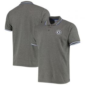 Chelsea Core Tipped Polo Shirt - Vintage Marl - Mens