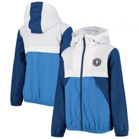 Chelsea Shower Jacket - Blue - Boys