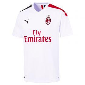 AC Milan Away Shirt 2019-20 with Ibrahimovic 21 printing