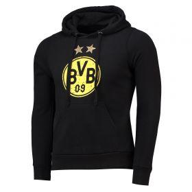 BVB 3 Star Crest Hoodie - Black - Womens