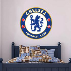 Chelsea Crest Wall Sticker 60cm