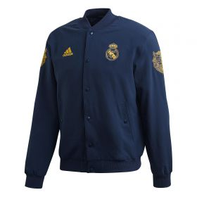 Real Madrid Chinese New Year Jacket - Navy