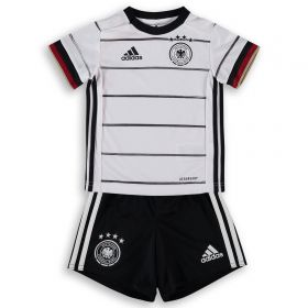 Germany Home Babykit 2019-21 with Goretzka 18 printing