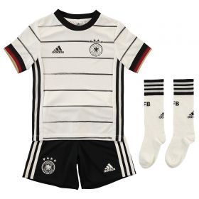 Germany Home Minikit 2019-21 with Rudy 16 printing