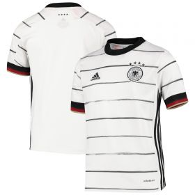 Germany Home Shirt 2019-21 - Kids with Rudy 16 printing