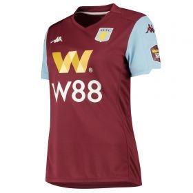 Aston Villa Home Shirt 2019-20 - Womens with Samatta 20 printing