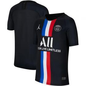 Paris Saint-Germain 2019-20 Fourth Stadium Shirt - Kids