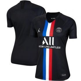 Paris Saint-Germain 2019-20 Fourth Stadium Shirt - Womens