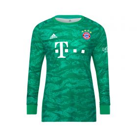 Bayern Munich Home Goalkeeper 2019-20 - Kids with Neuer 1 printing