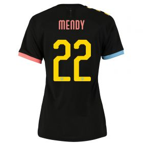 Manchester City Cup Authentic Away Shirt 2019-20 - Womens with Mendy 22 printing