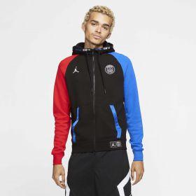 Paris Saint-Germain x Jordan Full Zip Fleece - Mens