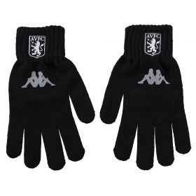 Aston Villa Mazio Training Gloves - Adults