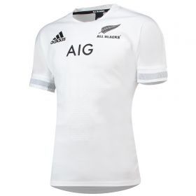 All Blacks Alternate Jersey - White/Black - Mens