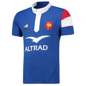 France Home Replica Jersey - Cobalt - Mens