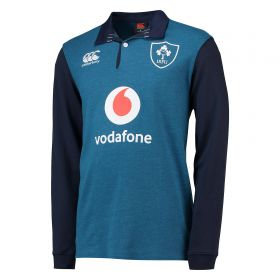 Ireland Alternate Classic Jersey LS - Moroccan Blue - Mens