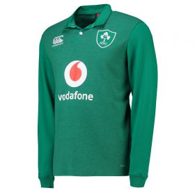 Ireland Home Classic Jersey LS - Bosphorus - Mens