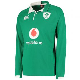 Ireland Vapodri Home Classic Jersey - Long Sleeve