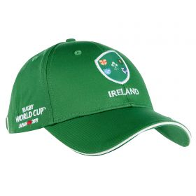 Rugby World Cup 2019 Ireland Cap