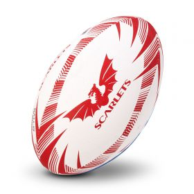 Scarlets Supporter Ball - Size 4