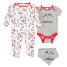Welsh Rugby 3 Piece Gift Set