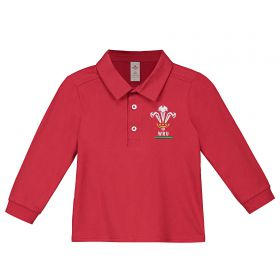 Welsh Rugby Jersey - Baby/Infant