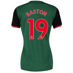 Aston Villa Third Shirt 2019-20 - Womens with Baston 19 printing