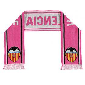 Core Crest Fan Scarf - Pink - Adult