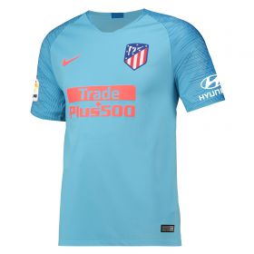 Atlético de Madrid Away Stadium Shirt 2018-19 with Godín 2 printing