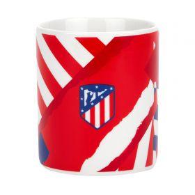 Atlético de Madrid Mosaic Mug