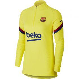 Barcelona Nike Vaporknit Strike Drill Top - Mens