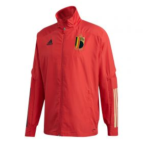 Belgium Presentation Jacket - Red