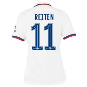 Chelsea Away Cup Stadium Shirt 2019-20 - Womens with Reiten 11 printing