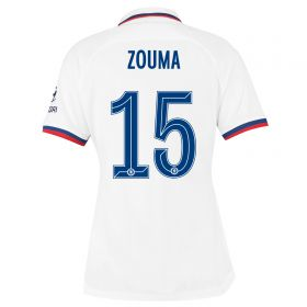 Chelsea Away Cup Stadium Shirt 2019-20 - Womens with Zouma 15 printing