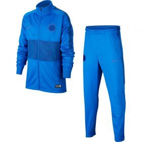 Chelsea Nike Dri-FIT Strike Tracksuit - Youth