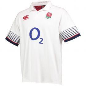England Rugby Vapodri Home Classic Shirt 2017-18