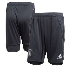 Germany Training Shorts - Dk Grey