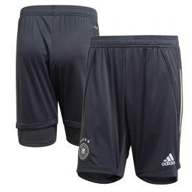 Germany Training Shorts - Dk Grey