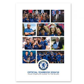 Chelsea Official Yearbook 2018-19
