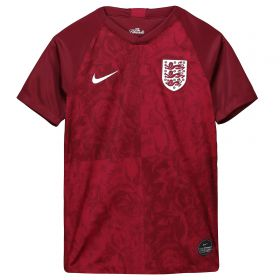 England Away Stadium Shirt 2019-20 - Kids with Staniforth 23 printing