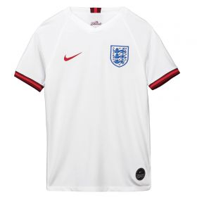 England Home Stadium Shirt 2019-20 - Kid's with Moore 16 printing