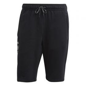 Germany SSP Sweat Shorts - Black