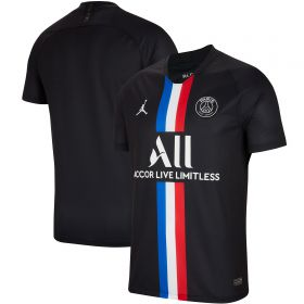 Paris Saint-Germain 2019-20 Fourth Stadium Shirt
